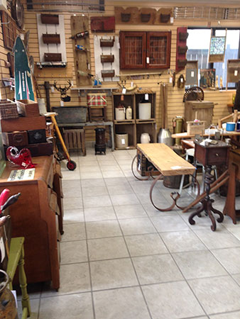 Pickers Antiques Warehouse