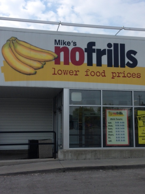 Mike's No Frills